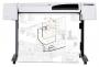 HP DesignJet 510 1067 мм